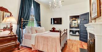 2bd Luxury Modern w courtyard - ניו אורלינס - חדר שינה