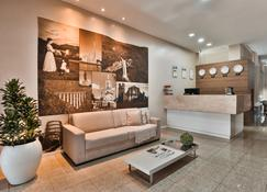 Zallon Hotel Executivo - Lajeado - Bâtiment