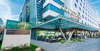 Courtyard by Marriott Prague City - Prague - Building