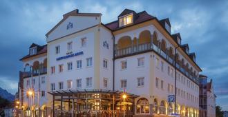 Luitpoldpark-Hotel - Füssen - Edificio