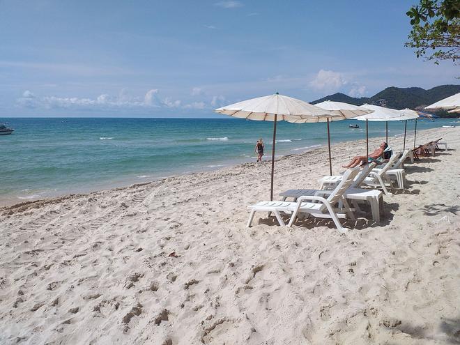 Samui Green Hotel - Ko Samui - Beach