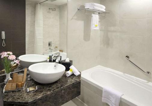 置地廣場大酒店 - 杜拜 - 杜拜 - 浴室