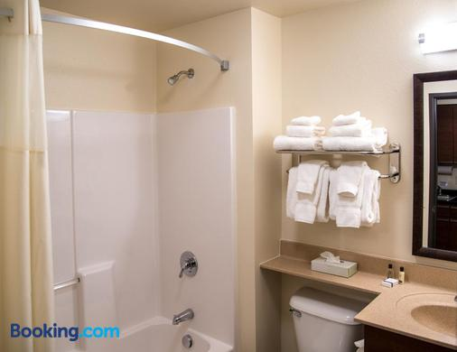 My Place Hotel-Council Bluffs/Omaha East, Ia - Council Bluffs - Phòng tắm