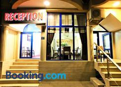 Hotel Pejton - Priština - Edificio