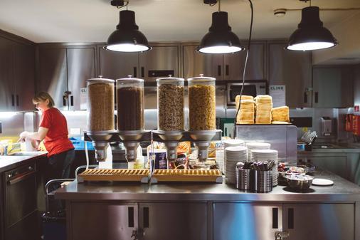 Clink 261 Hostel - Λονδίνο - Φαγητό