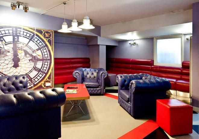 Clink 261 Hostel - London - Lounge