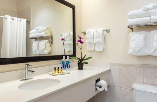 Best Western Plus Downtown Inn & Suites - Χιούστον - Μπάνιο