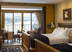 Mirror Lake Inn Resort & Spa - Lake Placid - Bedroom