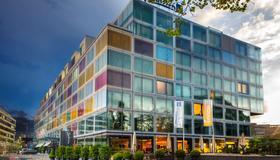 ラディソン ブル ホテル、ルツェルン - ルツェルン - 建物