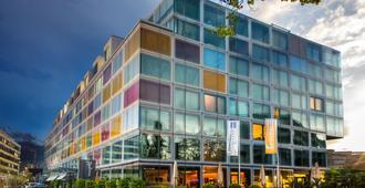 Radisson Blu Hotel, Lucerne - Lucerna - Edificio
