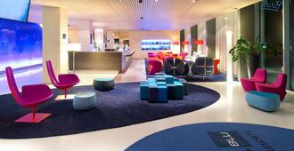 Radisson Blu Hotel, Lucerne - Lucerna - Recepción