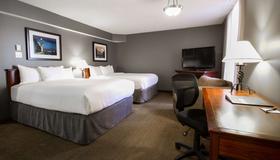 蒙特婁市中心法堡酒店 - 蒙特利爾 - 蒙特婁 - 臥室
