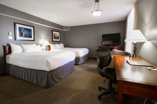 Hotel Faubourg Montreal Downtown - Montreal - Bedroom