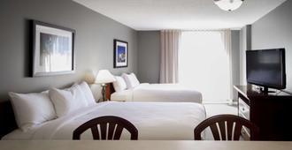 هوتل فوبورج مونتريال داونتاون هوتل - مونترال - غرفة نوم