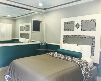 Royala Inn - Montebello - Slaapkamer