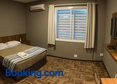 Ipê Hotel Express - Ponta Grossa - Phòng ngủ