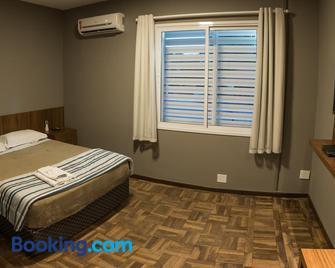 Ipê Hotel Express - Ponta Grossa - Slaapkamer