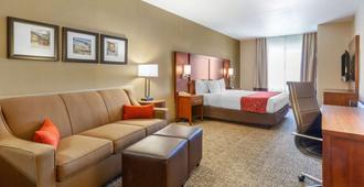 Comfort Suites Glendale - State Farm Stadium Area - Glendale - Bedroom