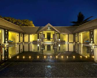 Sofitel Mauritius L'imperial Resort & Spa - Flic en Flac - Gebäude