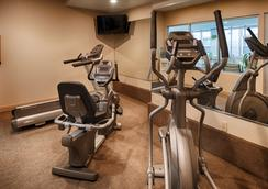 Best Western Executive Inn & Suites - Colorado Springs - Gym