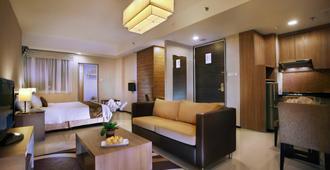 Golden Tulip Balikpapan Hotel & Suites - Balikpapan - Κρεβατοκάμαρα