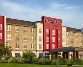 Four Points by Sheraton Moncton - Монктон - Building