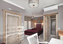 Galatolia Suites - Istanbul - Soveværelse
