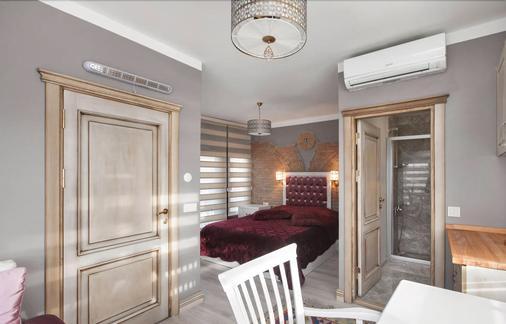 Galatolia Suites - Istanbul - Schlafzimmer