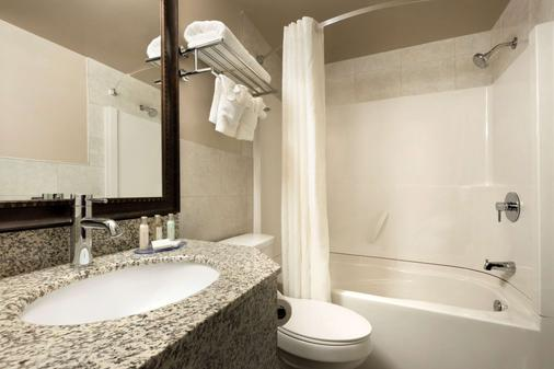 Travelodge by Wyndham Lethbridge - Lethbridge - Salle de bain