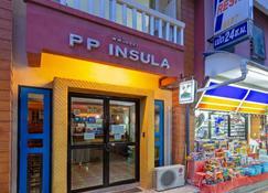 Pp Insula - Ko Phi Phi - Edificio