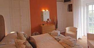The Old Vicarage - Salcombe - Schlafzimmer
