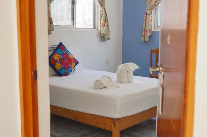 Posada Paso Del Sol - Isla Mujeres - Bedroom