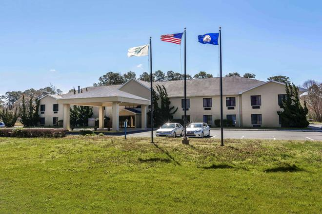 Quality Inn & Suites - Exmore - Building