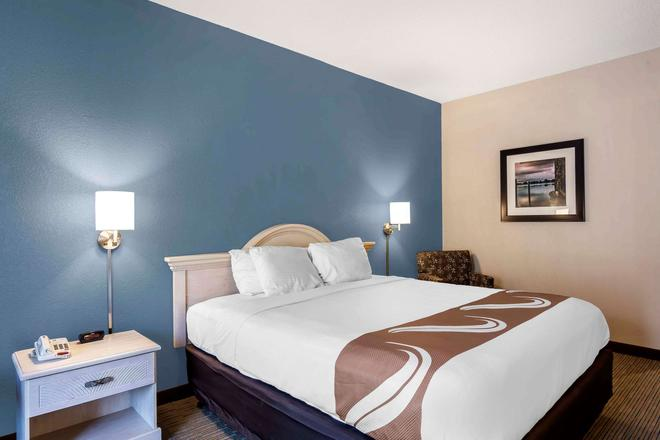 Quality Inn & Suites - Exmore - Bedroom