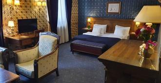 Atrium Boutique Hotel Cluj City Center - קלוז'-נאפוקה - חדר שינה