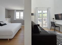 Hotel Flysch - Zumaia - Schlafzimmer