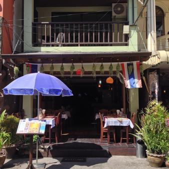 Tropicoza Guest House - Patong - Restaurante