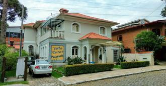 Pousada Vila Cezar Canela - Canela - Building