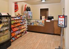 Americas Best Value Inn Lubbock E - Lubbock - Cửa tiệm