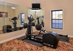 Americas Best Value Inn Lubbock E - Lubbock - Gym