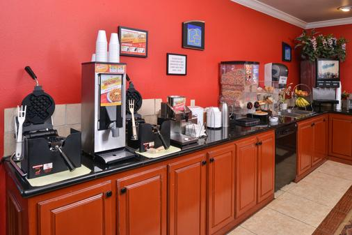 Americas Best Value Inn Lubbock E - Lubbock - Buffet