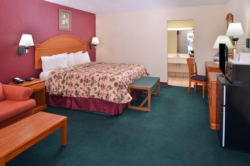 Americas Best Value Inn Lubbock E - Lubbock - Phòng ngủ