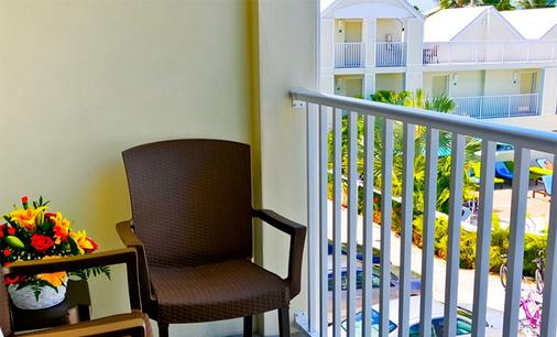 Silver Palms Inn - Key West - Μπαλκόνι