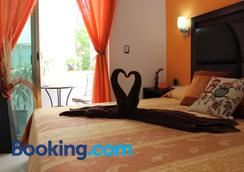 Playa Quinta B&B - Playa del Carmen - Bedroom