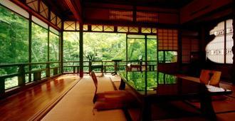 Iwaso - האטסוקאישי - חדר אוכל