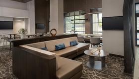 SpringHill Suites by Marriott Atlanta Perimeter Center - Ατλάντα - Σαλόνι