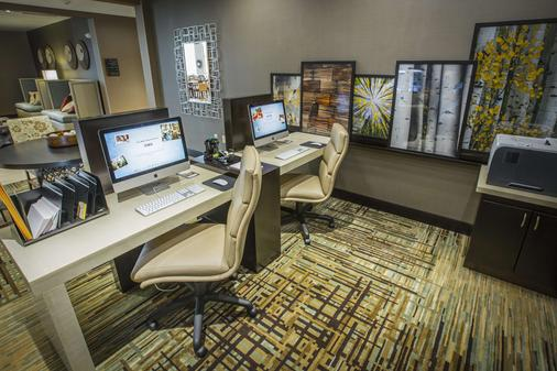 Homewood Suites Charlotte Ballantyne, NC - Charlotte - Business centre
