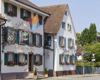 Hotel-Restaurant Adler - Weil am Rhein - Building