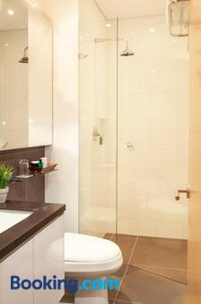 93 Luxury Suites and Residences - Bogotá - Bathroom