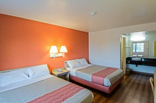 Motel 6 Redding South - Redding - Makuuhuone